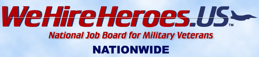We Hire Heroes - Local Job Boards for Military Veterans